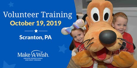 Make-A-Wish Volunteer Training - Scranton, PA tickets