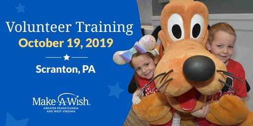 Make-A-Wish Volunteer Training - Scranton, PA