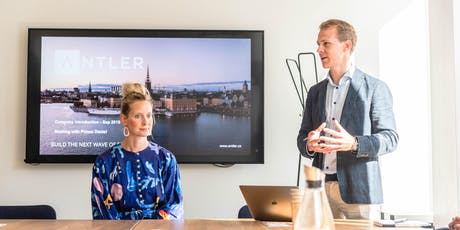 Copenhagen Event: How to build a successful startup tickets