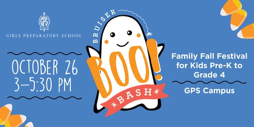 Bruiser Boo Bash 2019 | GPS Fall Festival