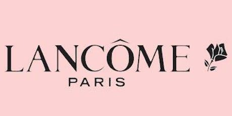 LANCOME HYDRATION FACIAL EVENT tickets