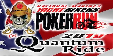 2019 Yacht Bikers Poker Run tickets