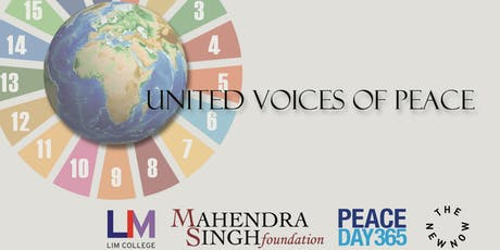 United Voices of Peace tickets