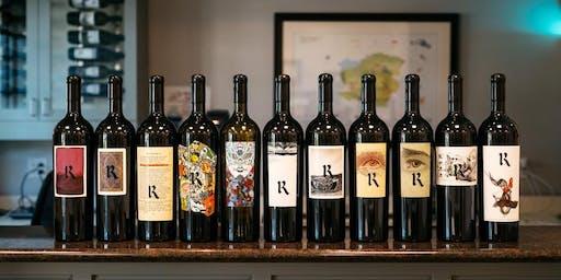 Realm Cellars Wine Dinner - Mastro's Houston