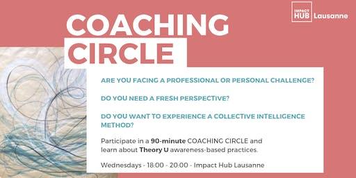 Coaching Circle Impact Hub Lausanne