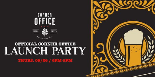 Corner Office Launch Party