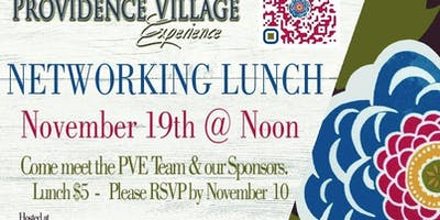 The Providence Village Experience Quarterly Networking Event