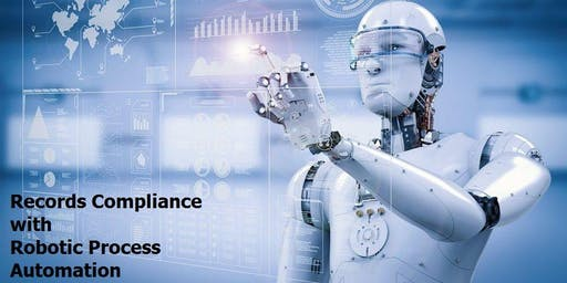 Record Compliance with Robotic Process Automation