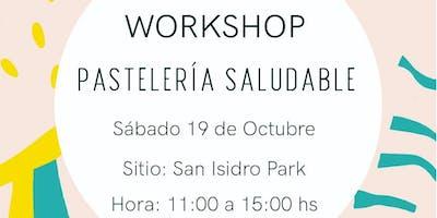 Workshop de pastelería saludable