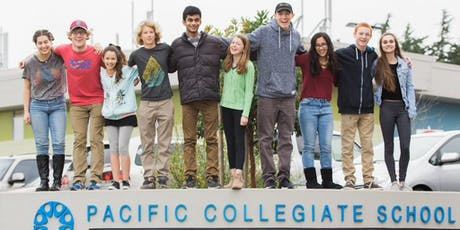 Pacific Collegiate School Lottery Information Meeting tickets