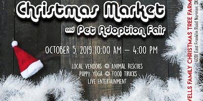 Christmas Market & Pet Adoption