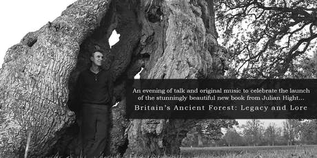 Hunting Raven presents... Julian Hight: Britain's Ancient Forest tickets