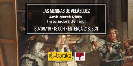 Amb lupa, analitzem... Las Meninas de Velázquez entradas