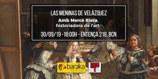 Amb lupa, analitzem... Las Meninas de Velázquez