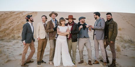The Dustbowl Revival tickets