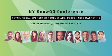 NY KnowGO Conference: Retail Media, SPAs and Performance Advertising tickets