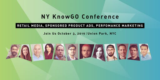 NY KnowGO Conference: Retail Media, SPAs and Performance Advertising