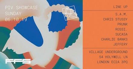 PIV Showcase - London tickets