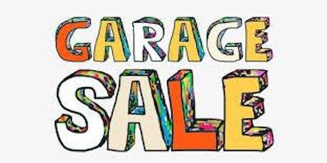 Garage Sale! tickets