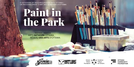 Gathering: Paint in the Park tickets