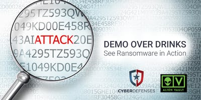 Demo Over Drinks: Ransomware in Action