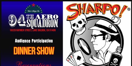 Sharpo Murder Mystery at the 94th tickets