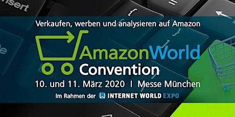AmazonWorld Convention 2020 tickets