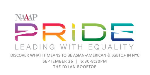 NAAAP Pride Comes to NYC