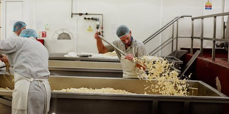 Quickes Cheesemaking Tour for Academy of Cheese Associates tickets