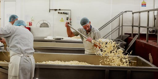 Quickes Cheesemaking Tour for Academy of Cheese Associates