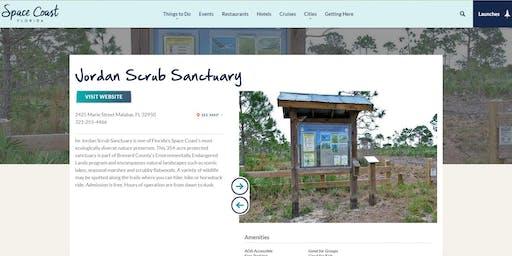 Jordan Scrub Sanctuary Hike
