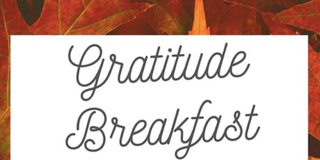 Gratitude Breakfast: Baton Rouge, LA tickets