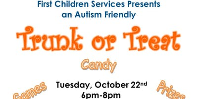 Autism Friendly Trunk or Treat in Fanwood