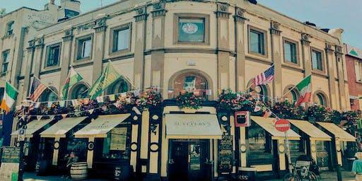 Dublin Historic Pub Trail: Capel Street