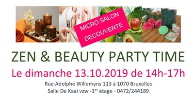 Micro Salon Zen & Beauty Party Time