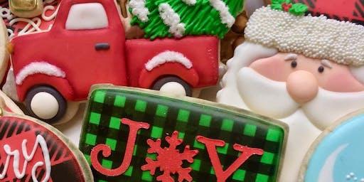 Christmas Intermediate Cookie Class - Bowling Green, KY