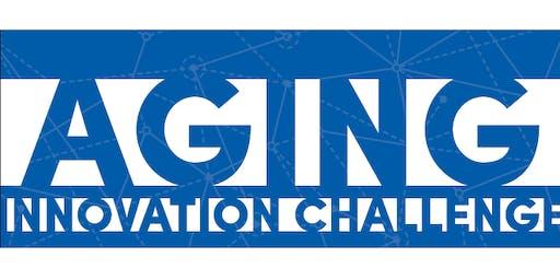 2019-2020 Innovation Sprint - UB Aging Innovation Challenge