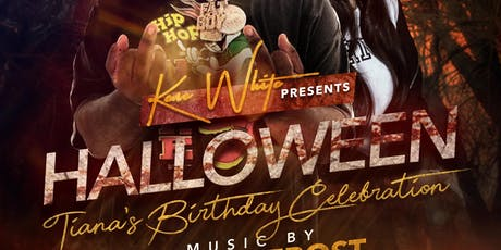 Keno White Presents HALLOWEEN Hosted by FATBOY SSE tickets