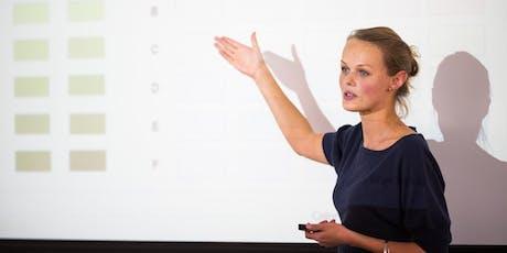 Präsentationstraining Köln mit Storytelling Seminar Köln im Startplatz am Mediapark Tickets