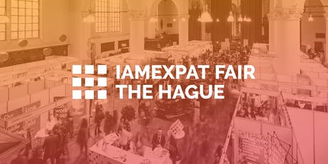 IamExpat Fair The Hague 2019 tickets
