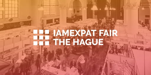 IamExpat Fair The Hague 2019