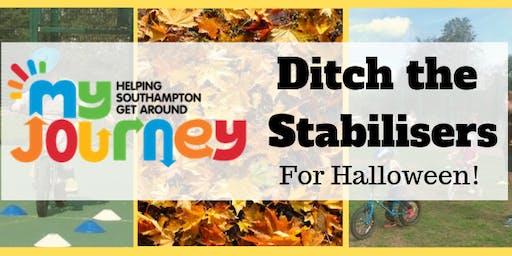 Ditch the Stabilisers - Halloween Break!