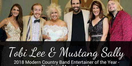 Tobi Lee and Mustang Sally tickets