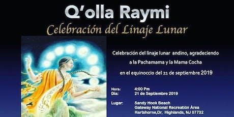 Celebración del Linaje Lunar tickets