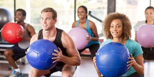 Fitness Palooza