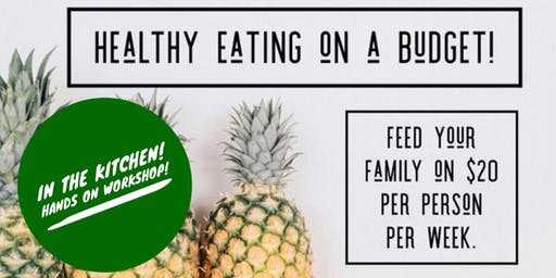 Healthy Eating on a Budget In the Kitchen