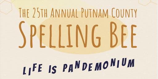 NDMU Drama presents The 25th Annual Putnam County Spelling Bee