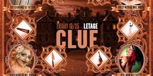 Clue: A Killer Drag and Burlesque Tribute Show
