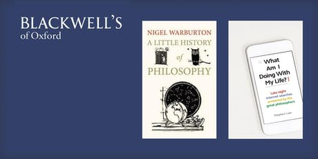 Philosophy in the Bookshop - Stephen Law tickets