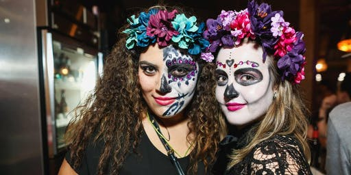 First Friday Pub Run : Dia De Los Muertos Theme (Sugar Skulls)